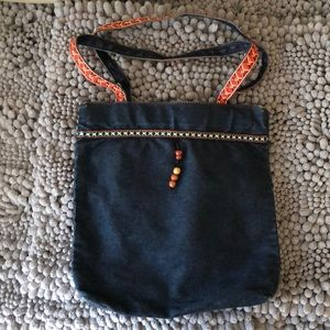 Denim tote bag 💼